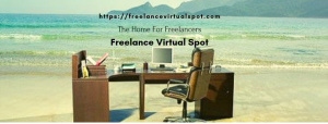 Freelance Virtual Spot logo